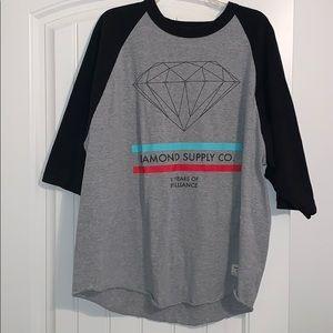 Men's Diamond Supple Co tee